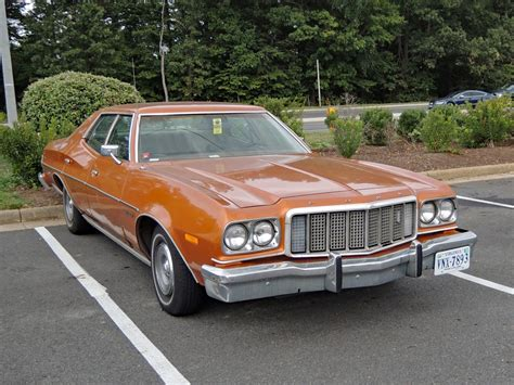 Gran Torino Auto by Curbside Classic 1975 Ford Gran Torino Symbol Of The