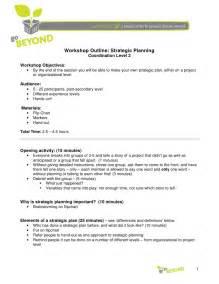 33 strategic planning workshop cd 2