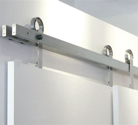 Barn Door Bypass Hardware 17 Best Ideas About Bypass Barn Door Hardware On Closet Door Hardware Hanging Door