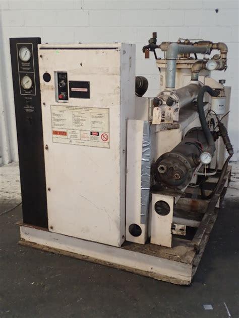 gardner denver 008ecm544 air compressor 100 hp 12160340001 ebay