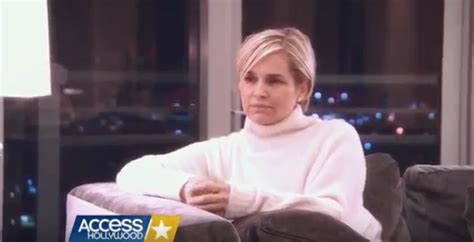 how did yolanda foster get lyme disease twice ouch yolanda hadid pours more salt in the wound during