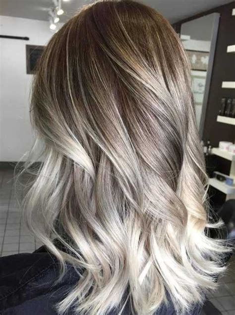 ash blonde balayage 90 balayage hair color ideas with blonde brown and