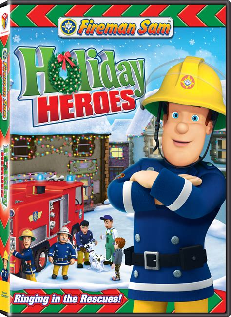 fireman sam holiday heroes dvd review giveaway a