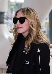 Just Am Not Feeling Madonnas New Fashion Line by Madonna Returns To After Rebel Tour As
