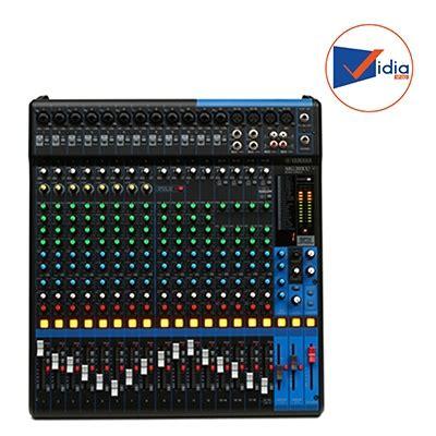 Mixer Li Yamaha mixer s 226 n khấu yamaha mg 20xu vidia shop