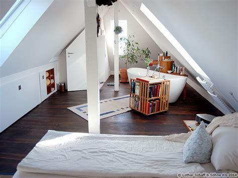 dachboden gestalten dachboden schlafzimmer gestalten