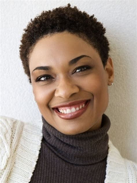 natural transition styles for middle age black women best short natural haircut heart faces african american