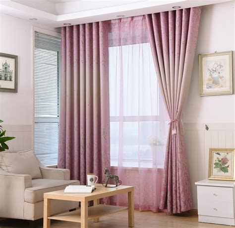curtains for teenage bedrooms flowers blackout window drapes kids teens bedroom curtain