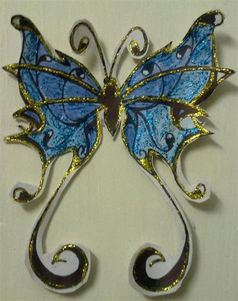 Decorative Butterflies by Butterfly Decorative 2