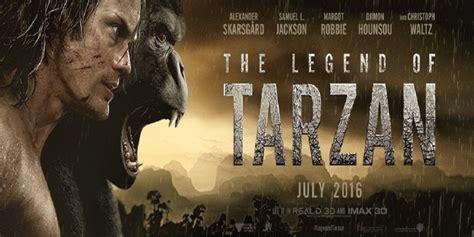 tarzan the legend movie trailer 2016 movie review the legend of tarzan funk s house of geekery