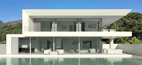 modern turnkey villas in spain france portugal minimalist villa design brucall com