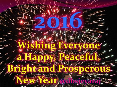 wishing everyone a happy peaceful bright and prosperous
