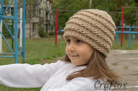 free beanie knitting pattern easy beanie knitting pattern free