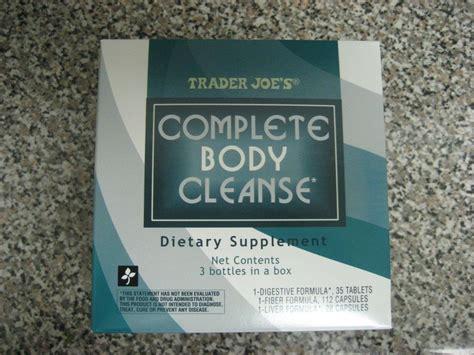 Trader Joe S Detox Cleanse Diet by Trader Joe S Complete Cleanse