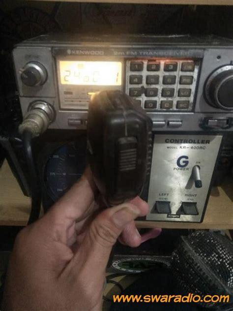 Kabel Dc Rig Motorola dijual rig kenwood tr7950 mic original kabel dc key swaradio