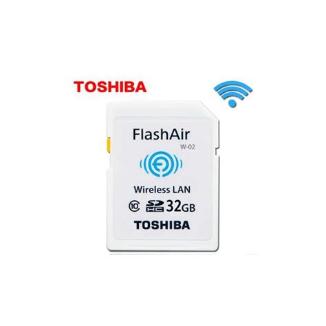 Memory Card Flash Air toshiba flashair wifi card sdhc 32gb class 10 memory card original malaysia ebay