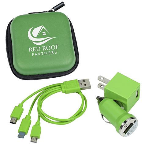 4imprint.com: Velocity Charging Tech Kit 135094: Imprinted