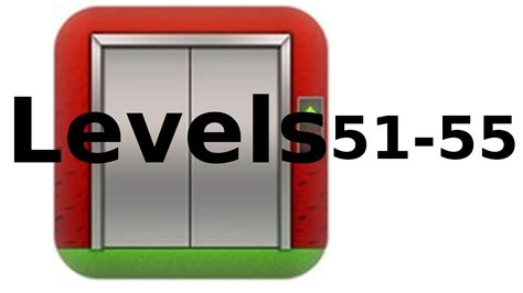 100 Floors Level 55 Solution by 100 Floors Levels 51 To 55 Walkthrough