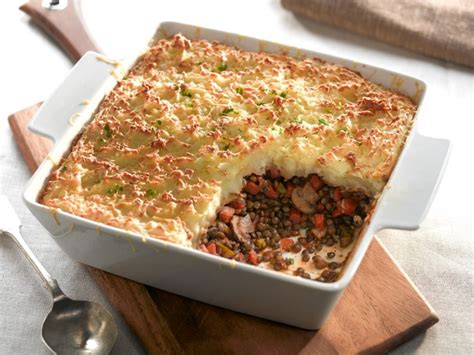 cottage pie basic recipe recipes vegetarian for