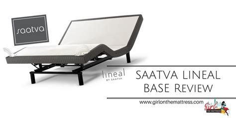 adjustable bed base reviews saatva lineal adjustable bed review massage for your