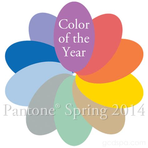 pantones color of the year matching pantones for spring 2014 the favor stylist