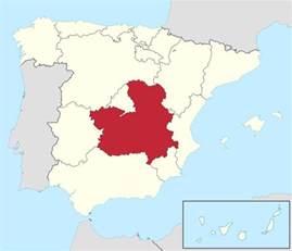 La Mancha File Castilla La Mancha In Spain Plus Canarias Svg