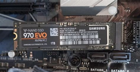 Samsung 970 Evo Samsung 970 Evo Review Rock Paper Shotgun