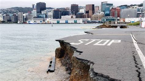 earthquake wellington wellington s 30 point plan to deal with the devastation of