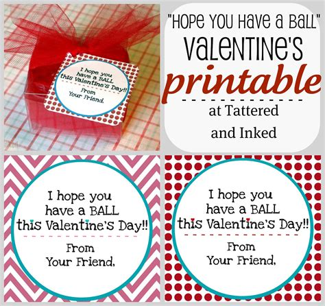 printable valentines tags tattered and inked quot a quot