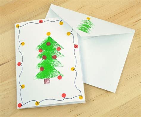 Weihnachtskarten Kinder Basteln weihnachtskarten selber basteln 55 originelle ideen