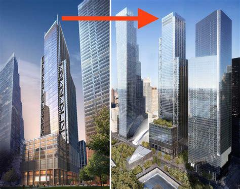 2100 Square Feet 3 world trade center curbed ny