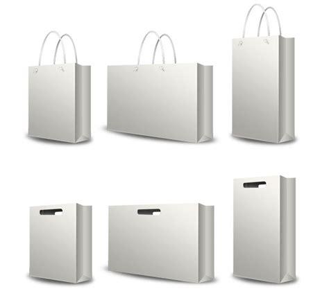 Psd Shopping Bag Set Free Psd Files Handbag Design Templates