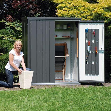armadio porta attrezzi da giardino armadio per attrezzi in metallo adatto per ogni caso