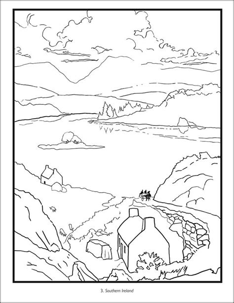 ireland coloring pages free coloring pages of flag of ireland