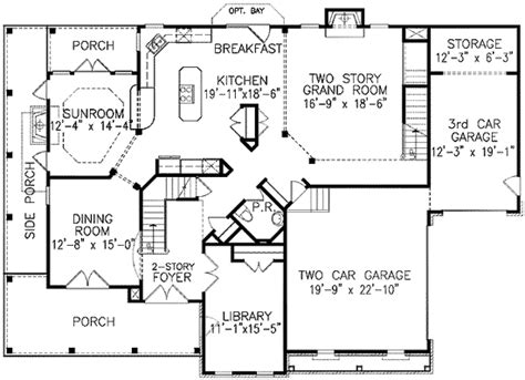 2 story house plans with master on second floor stacked porches 15772ge architectural designs house