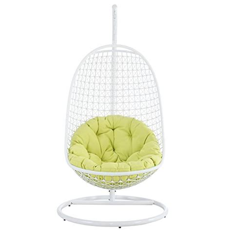 white rattan swing chair egg chairs webnuggetz