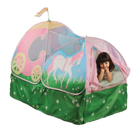 pop up bed tent pop up princess carriage bed tent 7 50
