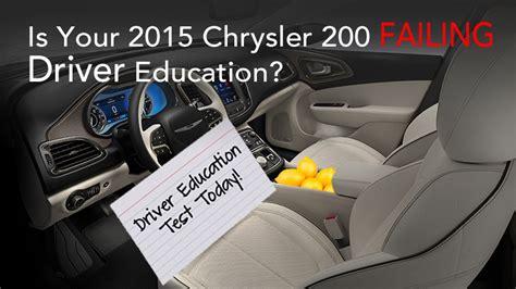 chrysler 200 check engine light is your 2015 chrysler 200 a lemon
