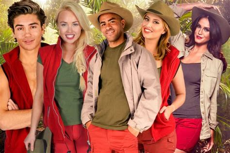 celebrity jungle 2017 finalists who will win i m a celebrity 2015 finalists revealed and