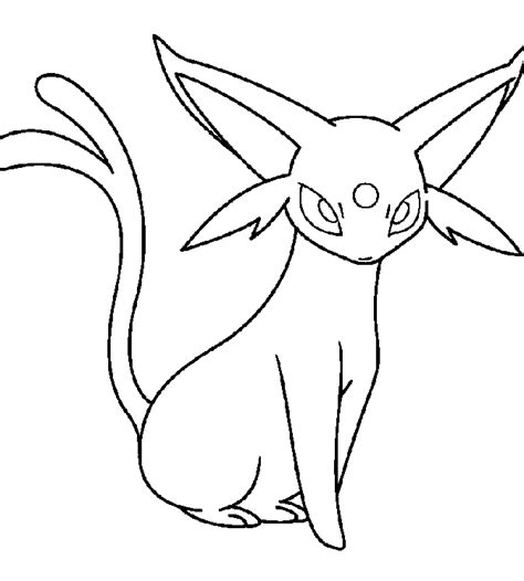 pokemon coloring pages eevee evolutions glaceon free coloring pages of eevee sheets