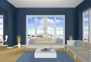 Blue living room home decor catalogs