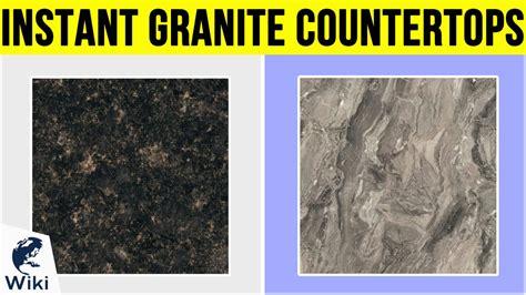Granite Countertops Wiki - top 10 instant granite countertops of 2019 review