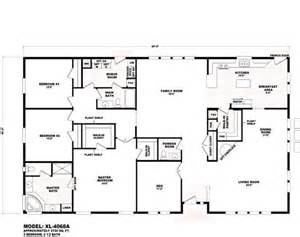 triple wide mobile home floor plans durango homes xl