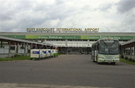 port harcourt port harcourt intl airport