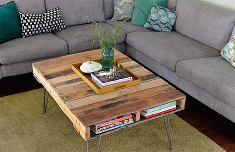 what to do with an coffee table diy pallet coffee table by 1001 pallets