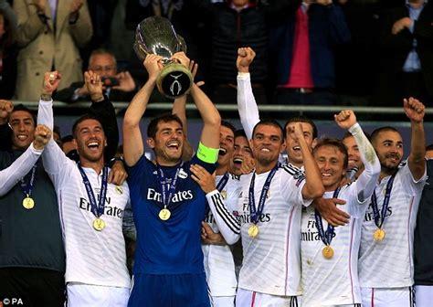 supercup 2014 wann real madrid cf 2014 2015 real madrid cf squad genius