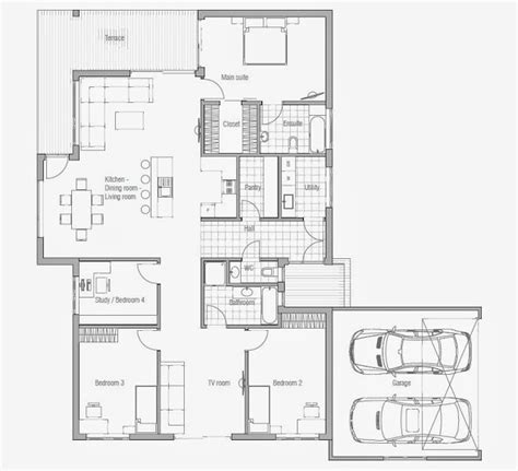 affordable home plans modern house plan ch146 affordable home plans affordable home plan ch70