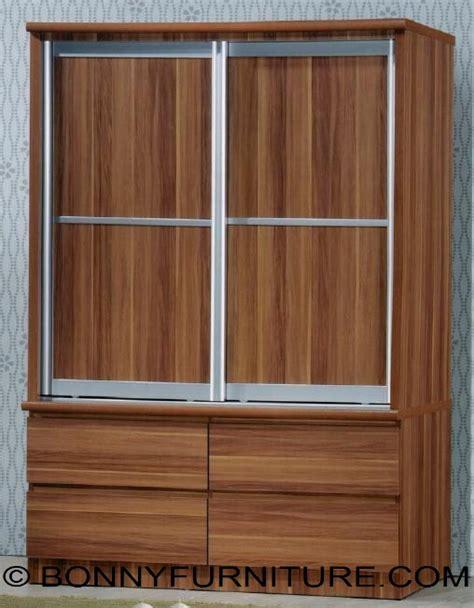 Wardrobe Cabinets With Sliding Doors jit 1772 wardrobe cabinet sliding door bonny furniture