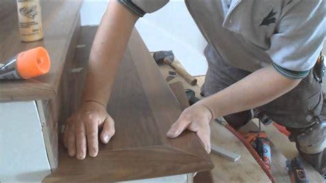Hardwood Flooring on Stairs: Installing Open Sided