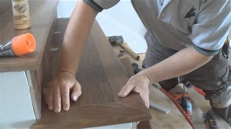 Hardwood Flooring on Stairs: Installing Open Sided